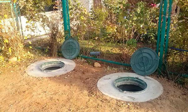 Кольца бетонные для канализации Обухов